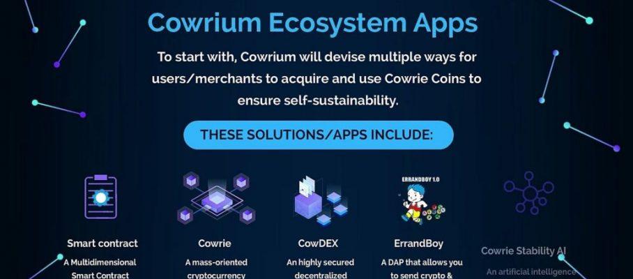 Cowrium Ecosystem