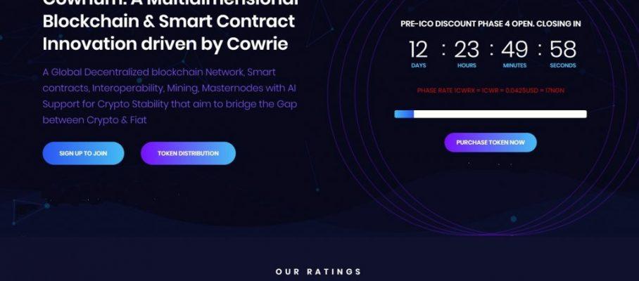 Cowrium_Project_1
