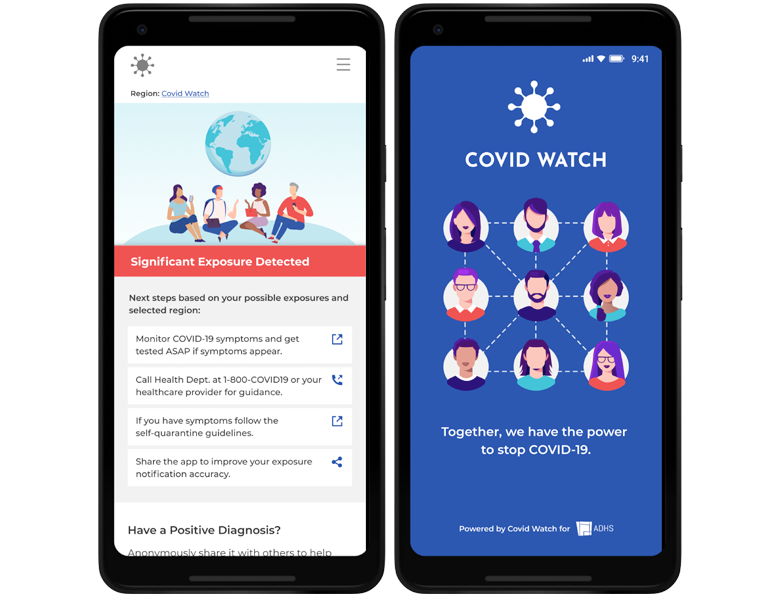 CovidWatch